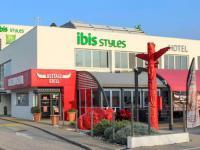 Hôtel Saint Ismier hôtel IBIS STYLES GRENOBLE CROLLES