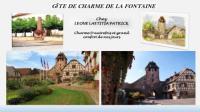 tourisme Furdenheim GÎTE DE LA FONTAINE