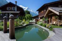 Chalet-Hotel-Hermitage Chamonix Mont Blanc