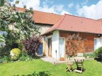 gite Beauvois One-Bedroom Holiday Home in Ligny-sur-Canche