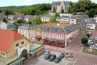 Hôtel Sainte Segrée Hotel et Restaurant Le Cardinal