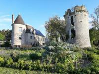 gite Paulmy House Château de fontenay