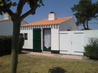 gite Talmont Saint Hilaire House En residence de vacances avec piscine et tennis, maison de type 2