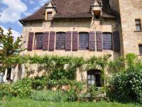 gite Lacave House Le château de busqueilles