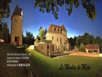 gite Villefranche de Rouergue House L'etoile