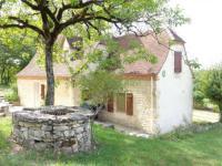 gite Cajarc House Caniac-du-causse - 6 pers, 79 m2, 4/3