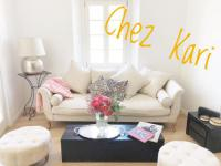 residence Cannes Chez Kari-top location in charming old town
