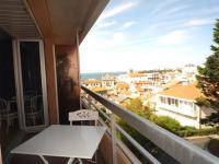 Appart Hotel Aquitaine Appart Hotel JOLI STUDIO VUE MER BIARRITZ CENTRE - B9374