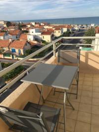 Appart Hotel Saint Cyprien Appart Hotel Studio avec vue sur mer