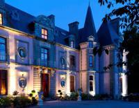 Hotel 4 étoiles Saint Malo Château hôtel 4 étoiles Du Colombier