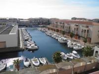 Résidence de Vacances Languedoc Roussillon Résidence de Vacances Apartment 2 pièces avec vue canal