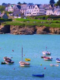 Hotel en bord de mer Finistère Citotel Kermoor - SPA