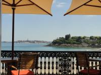 Hotel en bord de mer Ille et Vilaine Hôtel en Bord de Mer Villa Reine Hortense