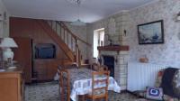gite Candes Saint Martin Maison restaurée - bien ensoleillée - calme