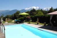 residence Samoëns Studio + piscine face au Mt Blanc