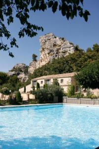 Hôtel Maussane les Alpilles hôtel Baumanière - Les Baux de Provence