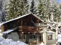 gite Samoëns Chalet vue Mont-Blanc