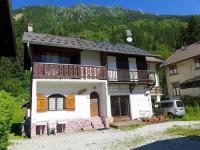 gite Chamonix Mont Blanc Chalet Typique la TEM