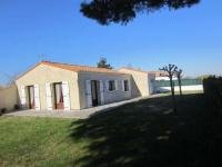 gite Saint Georges de Didonne House Meschers s/gironde maison au calme, beau jardin arbore 1
