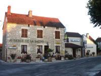 Hôtel Nuits hôtel Auberge de la Baume