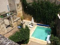 gite Uzès Provence Haus