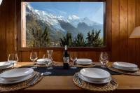 gite Sixt Fer à Cheval Stunning Views Chamonix