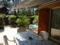 gite Lacanau Jolie petite maison dans résidence avec piscine - 323