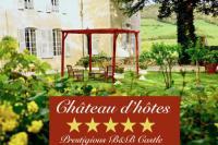 Chambre d'Hôtes Montgreleix Château de Perpezat