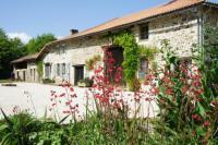 gite Roussines Wisteria Cottage