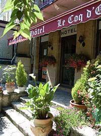 Hôtel Albignac hôtel Le Coq d'Or