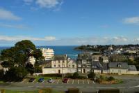 Appart Hotel Gommenec'h Appart Hotel Kerwelmor, appartement avec vue sur la mer