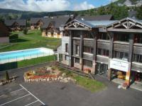 Appart Hotel Condat Appart Hotel Apartment Le Bois de la Reine.4