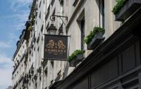 Hotel de charme Paris 4e Arrondissement hôtel de charme Charles V