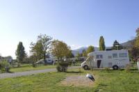 Terrain de Camping Alsace Emplacement au Camping Le Médiéval