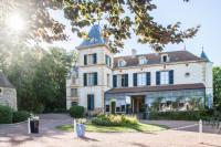 Hôtel Mably Château de Champlong Table Hôtel  Golf et Spa