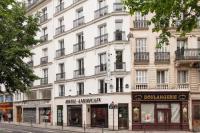Hôtel Paris 3e Arrondissement Hotel Americain