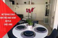 Appart Hotel Linas Appart Hotel Saclay : appartement grand confort et au calme