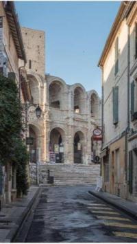 Appart Hotel Maussane les Alpilles Appart Hotel Studio dans le centre historique d´Arles