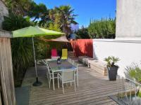 gite Saint Sulpice de Royan Maison de ville Royan centre - Meublé tourisme 4 étoiles