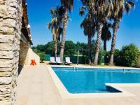 Chambre d'Hôtes Lunel Viel Villa Méditerranée Wellness