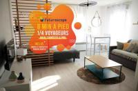 Résidence de Vacances Scorbé Clairvaux Résidence de Vacances Appart Hotel Futuroscope 2 - Poitiers