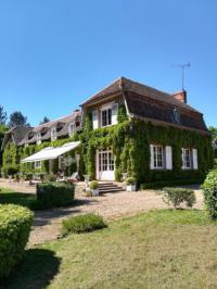 Chambre d'Hôtes Charny Maison Angulus Ridet