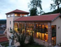 Hôtel Couteuges Hotel The Originals Domaine Saint-Roch (ex Relais du Silence)