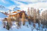 Hotel 4 étoiles Les Avanchers Valmorel hôtel 4 étoiles Lagrange Vacances Aspen