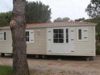 campings Lunel mobile home a louer en camargue