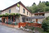 Hotel Fasthotel Lozère Logis La Rivière