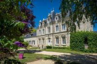 Hôtel Noyant la Plaine Hotel The Originals Domaine de Presle (ex Relais du Silence)