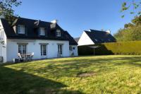 gite Riantec Maison néo-bretonne récente proche de la côte