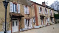 Chambre d'Hôtes Charny La Maison d'hotes de Toucy