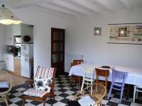 gite Talmont Saint Hilaire House 250 m de la plage, belle villa familiale de type 5 avec jardin clos / 10 personnes le marais girard